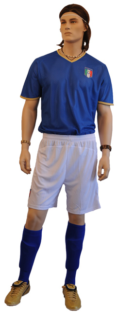 Italy soccer replica unifrom for Uniform spa italy