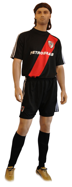 River Plate Soccer Uniforms